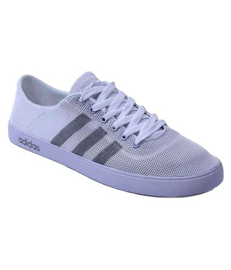 Adidas Neo White Casual Shoes  Buy Adidas Neo White
