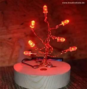 Weihnachtsbaum Mit Led : basteln mit 9 volt ~ Frokenaadalensverden.com Haus und Dekorationen