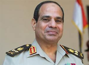 Sisi submits bid for Egyptian presidency | The Herald