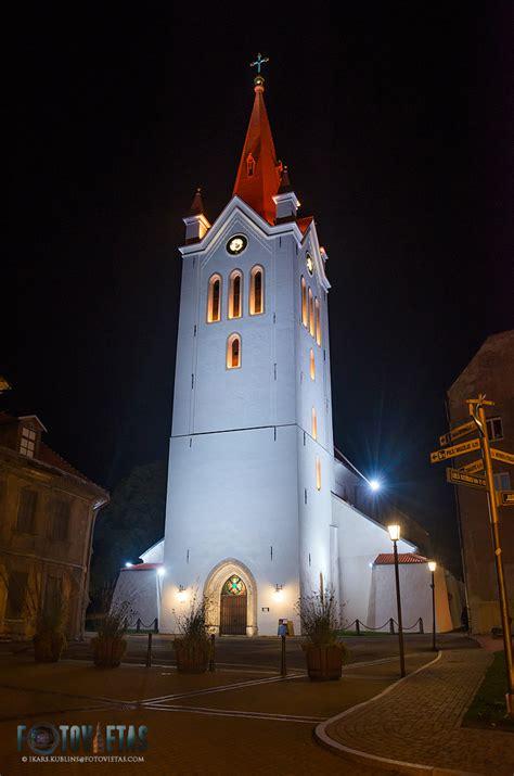 Cēsu Svētā Jāņa luterāņu baznīca - Fotovietas