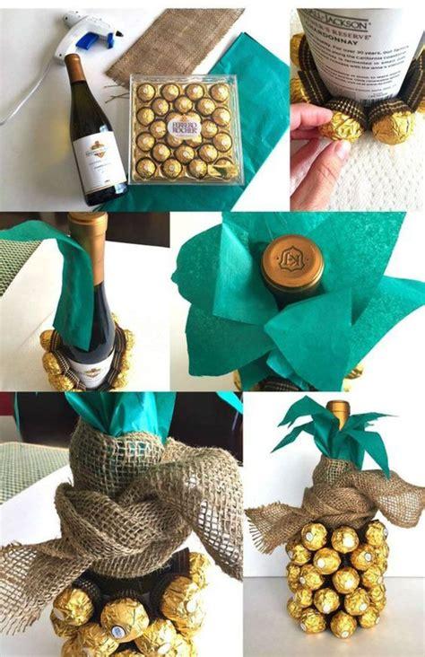 10 kreative ideen wie sie weinflaschen verpacken und dekorieren geschenk ideen weinflaschen