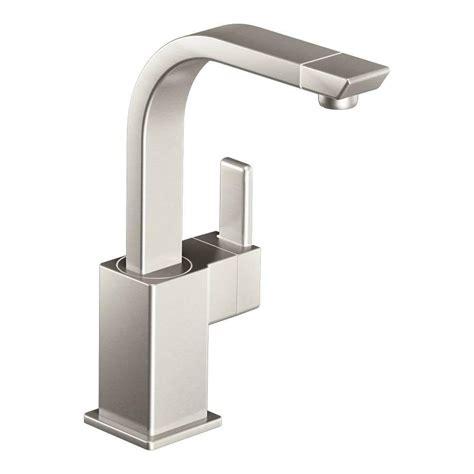 moen arbor single handle pull down sprayer bar faucet