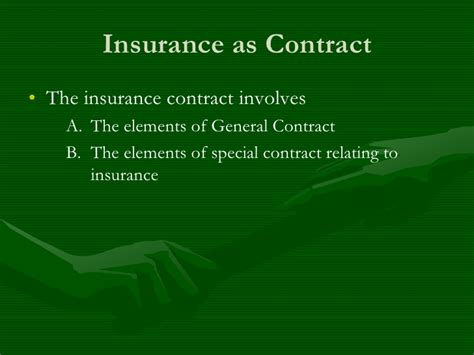 Lecture Slide Chapter 2 Insurance And Risk Management