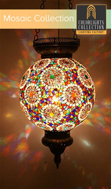 mosaic ls ottoman ls turkish lighting manufacturer