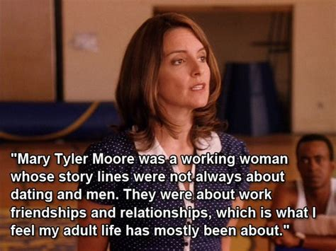 tina fey on writing tina fey writer of 30 rock and mean girls strong