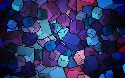 Cubes Anime Colorful Cube Wallpapers Vectors Desktop