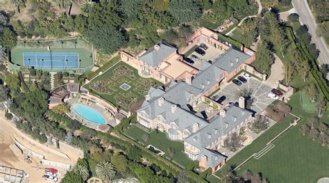 50,000 Square Foot Mega Mansion Designed By Robert Am