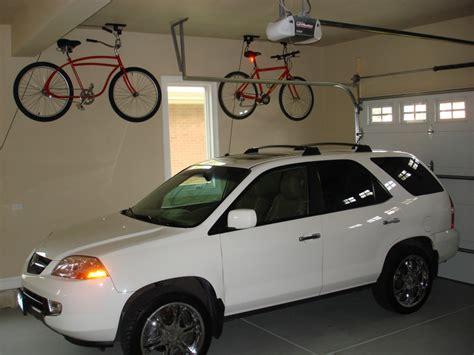 ceiling bike rack for garage diy ceiling bike rack for garage modern ceiling design