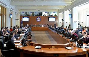 "OAS on Twitter: ""OAS Permanent Council adopted by ..."