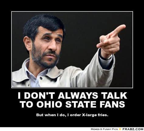 Ohio State Meme Memes Chionship Edition