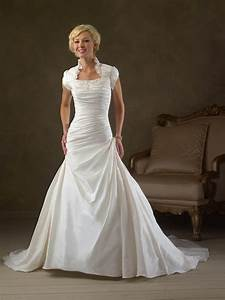 modest wedding dresses pictures ideas guide to buying With conservative wedding dresses