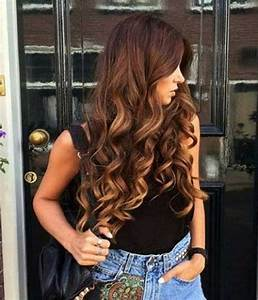 30+ Cute Long Curly Hairstyles | Hairstyles & Haircuts ...