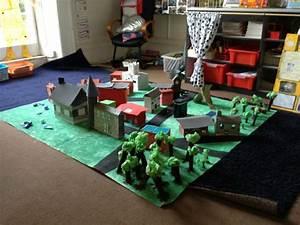 on a fait une maquette a l39ecole lily39s life in england With maquette d une maison 9 puitcanadien