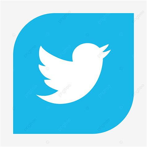 Twitter Logo Png Template for Free Download on Pngtree