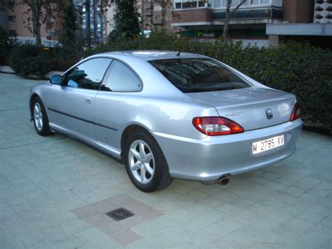 awesome peugeot 406 v6 peugeot 406 coupe v6 picture 9 reviews news specs