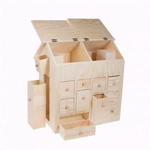 Calendrier De L Avent Maison En Bois : calendrier de l 39 avent maison en bois 3d ~ Melissatoandfro.com Idées de Décoration