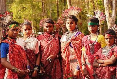 Chhattisgarh Tribal Culture Tribe Baiga Chattishgarh India