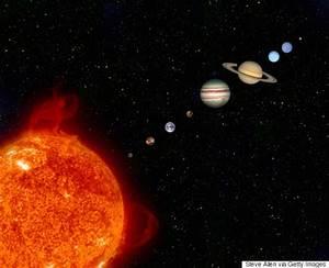 태양계, 달과 지구에 대한 신기한 이야기 4가지