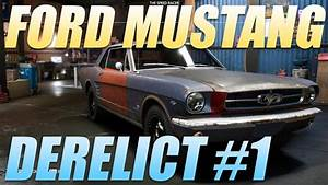 Need for Speed Payback - Derelict Part Locations - 1965 Ford Mustang - YouTube