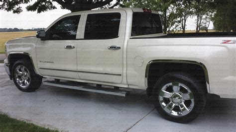 Chevy Silverado Trims by Upgrade Your 2014 2015 Chevrolet Silverado With A Set Of