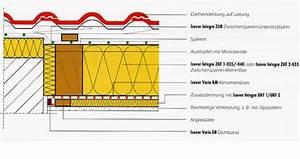 Dachisolierung Von Außen : kunststofffolien geneigtes dach dampfbremse baunetz ~ Lizthompson.info Haus und Dekorationen