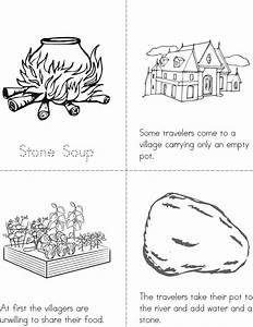 Stone Soup Book Twisty Noodle