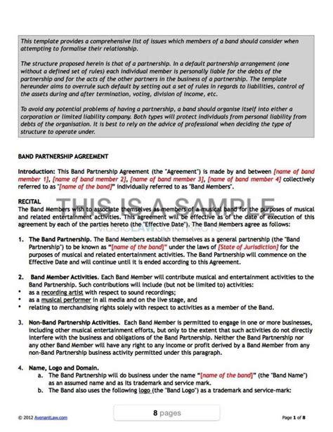 recording studio contract template sampletemplatess