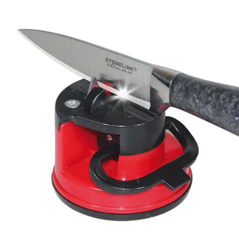 best knife sharpener shop worlds best knife sharpener with suction pad online shopclues