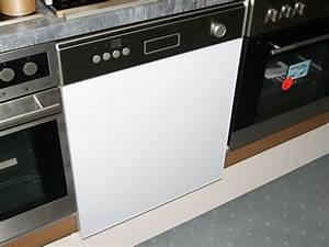 Spulmaschinenfront privileg geratefront fur for Teilintegrierte spülmaschine