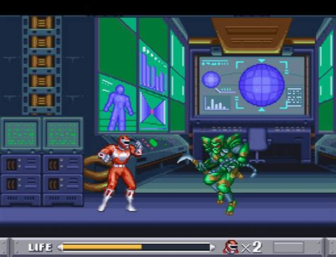Its Morphin Time Mighty Morphing Power Rangers Snes