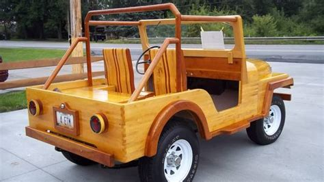jeep wood box 1960 wood cj 5ish jeep college station oh status