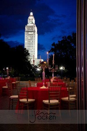 baton rouge wedding venues louisiana state museum