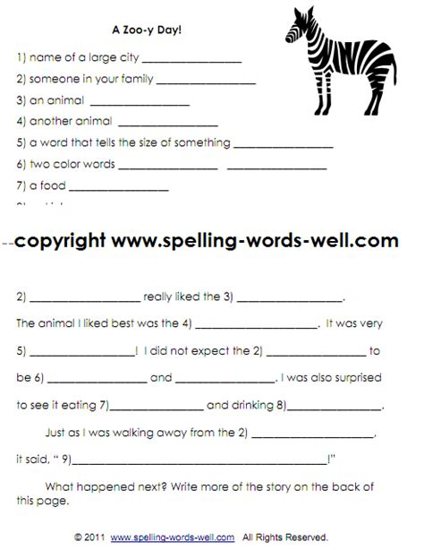 second grade writing practice