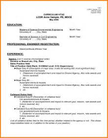 Resume Format Exles Pdf by 7 Curriculum Vitae Sles Pdf Lawyer Resume