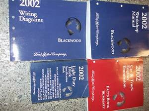 2002 Lincoln Blackwood Truck Service Shop Repair Manual