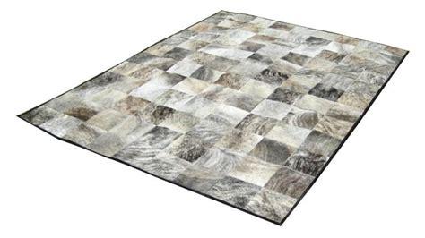 tapis rectangulaire peau de vache junon ultra contemporain chez moss mobilier moss
