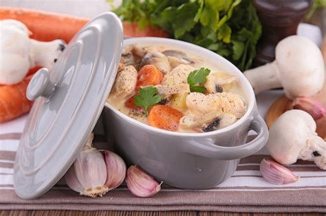 cuisiner la blanquette de veau recette blanquette de veau à la vanille