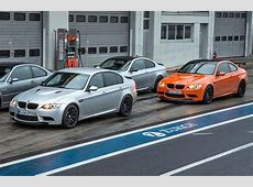 Aggregated E90E92 M3 Production Stats North America