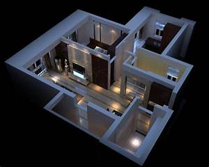 3D High-end Condo Interior | CGTrader