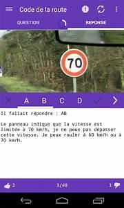 Réviser Le Code De La Route : le code de la route gratuit android apps on google play ~ Medecine-chirurgie-esthetiques.com Avis de Voitures