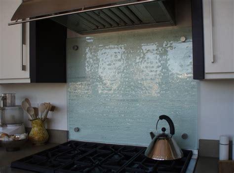 glass backsplashes for kitchens frosted glass backsplash for kitchen with texture