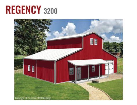 barndominium floor plans     bedroom barn home plans