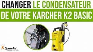 Aspirateur Ne Démarre Plus : comment changer le condensateur de votre karcher k2 basic ~ Dailycaller-alerts.com Idées de Décoration