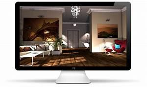 3d Raumplaner Kostenlos : roomeon die erste interior design software fotorealistisch und in 3d ~ Frokenaadalensverden.com Haus und Dekorationen