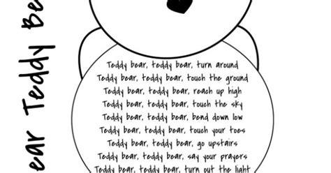 teddy bear songs preschool letter t teddy sorting teddy songs and bears 336
