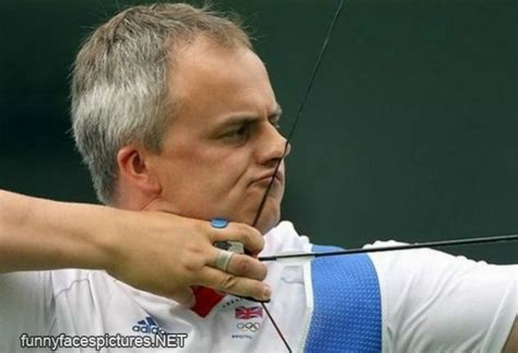 archery - Funny Faces Pictures