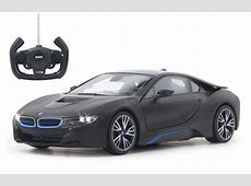 BMW I8 114 black door open via RC, JamaraShop