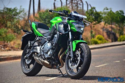 Review Kawasaki Z650 by 2017 Kawasaki Z650 Ride Review Motoroids