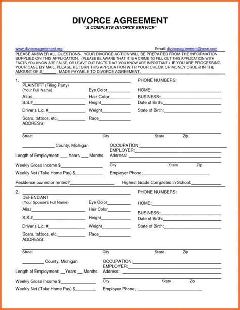 birth certificate maker divorce papers divorce forms