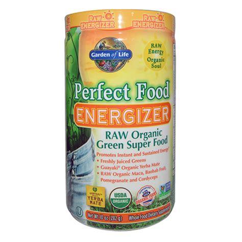 garden of energizer garden of food organic energizer